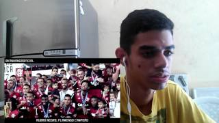 react#36(RAP DO FLAMENGO | CAMPEÃO DO CARIOCA | MENGÃO | TRIBUTO 48º | KANHANGA SPORTRAP)