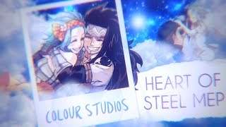 「 CS 」Heart of Steel - MEP