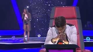 "Soraia Tavares -  ""I dreamed a dream"" | Provas Cegas | The Voice Portugal | Season 3"