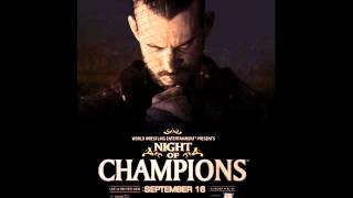 "WWE  Night of Champions 2012 Official Theme Song ""Champions"" HD"