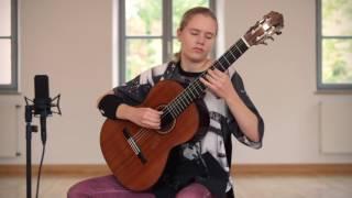 Leonora Spangenberger (13) plays 12 Etudes by Heitor Villa Lobos: Etude No 9