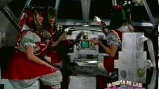 Las Muñequitas en el espacio - Navidad 1991, parte 6/8