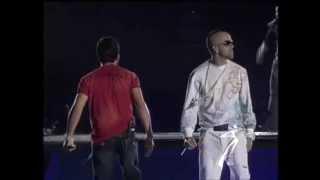 Rkm & Ken-Y ft Wisin & Yandel (Concierto Romantico 360) - Yo Te Quiero