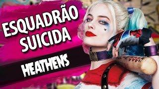 """Música de ESQUADRÃO SUICIDA: """"HEATHENS"""" em PORTUGUÊS"""