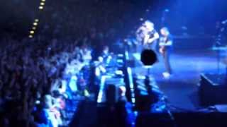 Nickelback - When we stand together live in Prague 7.11.2013