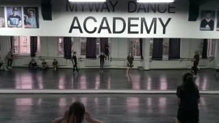Choreography by Maxim Kovtun (RY X: Howling) 4