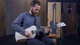 SAUVAGE GUITARS - OPM II - ROOTS BLUES