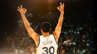 """Stephen Curry 2015 Mix - """"Can't Stop"""""""