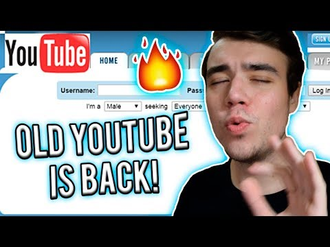What was YouTube like in 2005?