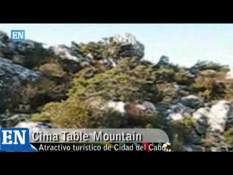 Table Mountain es el atractivo turístico de Ciudad del Cabo