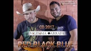 RED BLACK BLUE - TÉO GUERREIRO E LUCAS PRATA
