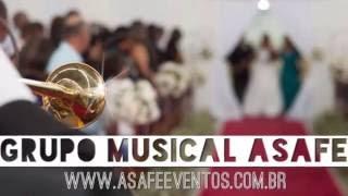 Grupo Musical Asafe - Música  Só Você - Igreja Batista Getsemani