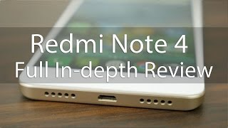 Xiaomi Redmi Note 4 (Indian Variant) Full Review Video