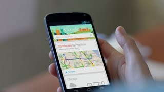 Google Nexus 4 : Live in the Now[New Commercial]