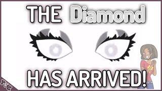 """THE Diamond Has Arrived!"" White Diamond Eye Reveal!   Steven Universe 2018 San Diego Comic Con"