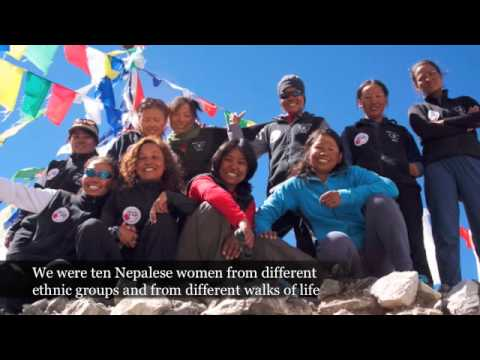 Nimdoma's Story from Nepal '09