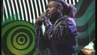Living Colour Type Live The Word 05/10/90