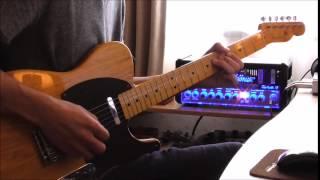 Jaded / Aerosmith (Guitar Cover)