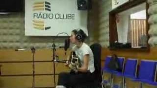 "Ana Free ""Live"" at Rádio Clube"