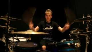 Linkin Park - CASTLE OF GLASS - Drum Cover - Brooks