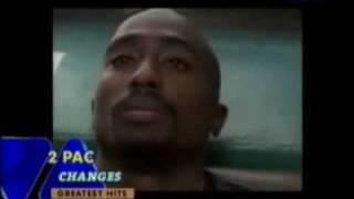 Tupac -  Better Dayz Remix 2010 Video
