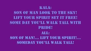 6 Tarzan - Son of Man Lyrics