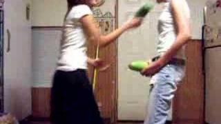 Squash Fight 2