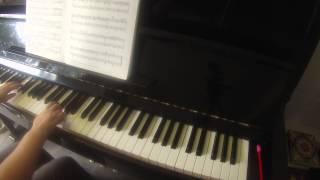 Picnic Piece by Christopher Norton RIAM piano grade 2