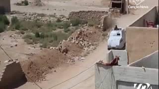 Grupo terrorista ataca jornalista em Raqqa-CN Notícias