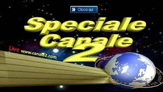 SPECIALE CANALE 2  CONDUCE ENZO SERRA OSPITE  PINO FERRANTELLI CONSIGLIERE COMUNALE DI MARSALA