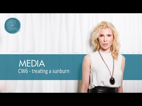 Treating sunburn with lasers and light by Dr. Melanie Palm San Diego Living