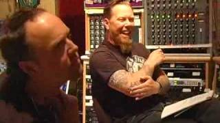James Hetfield sings German Soup (Cyanide)