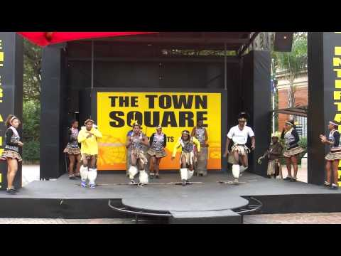 Live Performance in Town Square