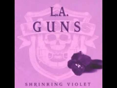 Barbed Wire de L A Guns Letra y Video