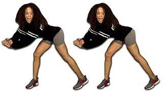 HOW TO REVERSE TWERK || Anisha Gibbs Dance Tutorial | DANCE TUTORIALS LIVE
