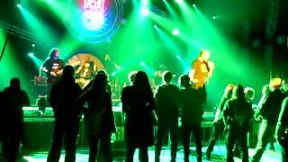 Proximity - Wrangle (live in ČB, 29/11/13) Dead End Festival 2013