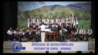 """Spectacol de muzică populară susținut de Corul """"Kinonia"""""""