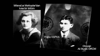 Sevgili Milena ( Franz KAFKA)#Milena#Mileneyamektuplar