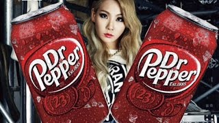CL - Doctor Pepper Lyrics