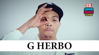 G Herbo Profile Interview - XXL Freshman 2016