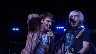 Give Me Hope - New Politics live @ Ace of Spades in Sacramento