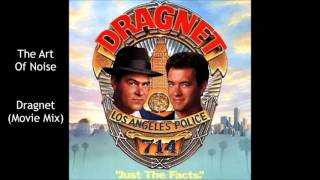 The Art Of Noise - Dragnet (Movie Mix)