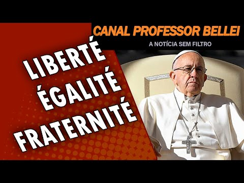 Professor Bellei: Encíclica de Bergoglio é um Manifesto Maçom dentro da Igreja?