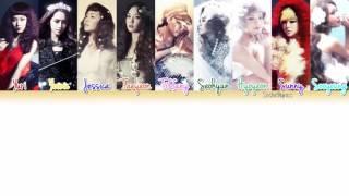 The Boys SNSD (소녀시대) Lyrics [HAN/ROM/ENG]