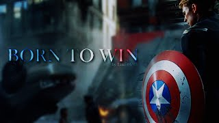 Captain America | Born To Win