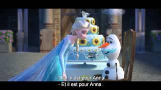 La Reine des Neiges: Une Fête Givrée - Bande Annonce