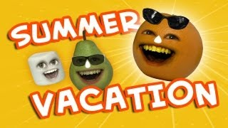 Annoying Orange - Summer Vacation