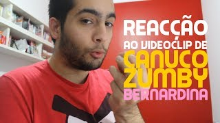 """Reacção a """"Minha Xuxa"""" de Canuco Zumby feat. Bernardina"""