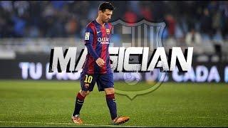 Lionel Messi ● The Little Magician ● Skills&Goals | 2015 HD