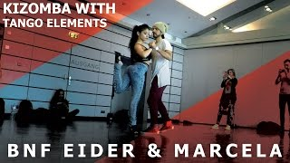 DJ Chad - All The Way Up/ BNF Eider & Marcela Kizomba Tango Dance @ Frankfurt Festival 2017